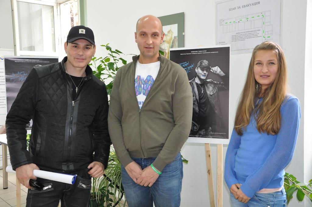 Красимир Аврамов, Георги Костов и Ирена Методиева
